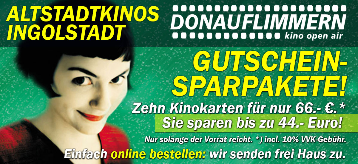Cinestar Ingolstadt Programm Heute